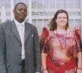 Bible-Teachers-Joseph-Kiyimba-and-Jennie-Crawford-at-the-graduation