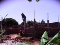 Construction of the Children's Rehabilitation Centre (1)