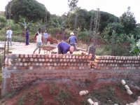 Construction of the Children's Rehabilitation Centre (2)
