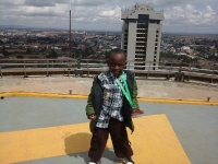 Kiyimba-Fortunate-on-top-of-KICC-building-in-Nairobi
