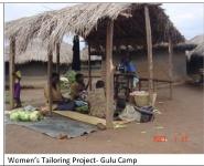 Camp in Gulu